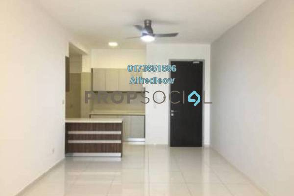 For Rent Condominium at Mercury Serviced Apartment @ Sentul Village, Sentul Freehold Semi Furnished 3R/2B 1.5k
