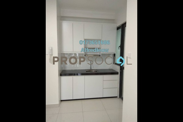 For Rent Condominium at The Vyne, Sungai Besi Freehold Semi Furnished 3R/2B 1.4k