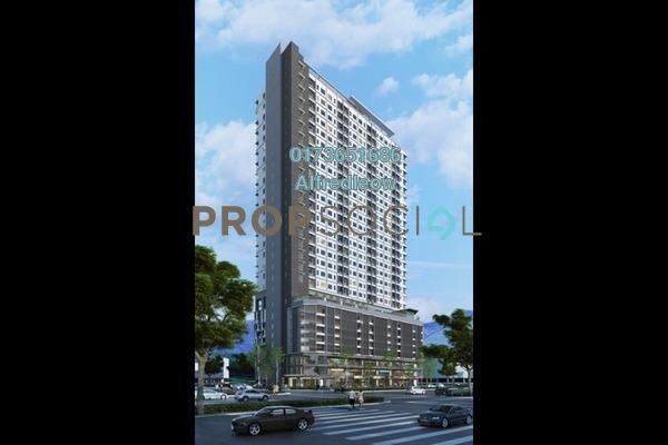 For Rent Condominium at Danau Kota Suite Apartments, Setapak Freehold Semi Furnished 3R/2B 1.4k
