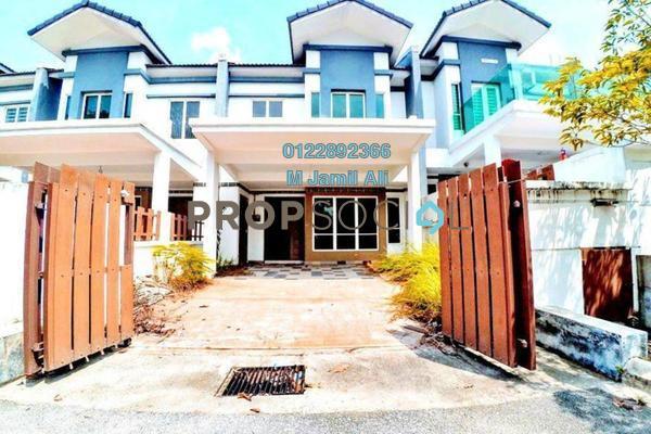 For Sale Terrace at Suakasih, Bandar Tun Hussein Onn Freehold Unfurnished 4R/4B 800k