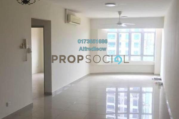 For Rent Condominium at Putra Majestik, Sentul Freehold Semi Furnished 3R/2B 1.25k