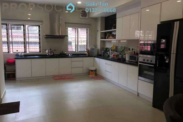 For Sale Terrace at Happy Garden, Old Klang Road Freehold Semi Furnished 5R/5B 1.58m