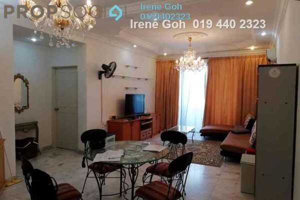 For Rent Condominium at Gurney Villa, Gurney Drive Freehold Fully Furnished 3R/2B 2.5k