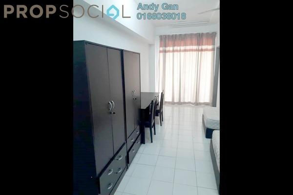 For Rent Apartment at Menara Rajawali, Subang Jaya Freehold Fully Furnished 1R/1B 1.3k