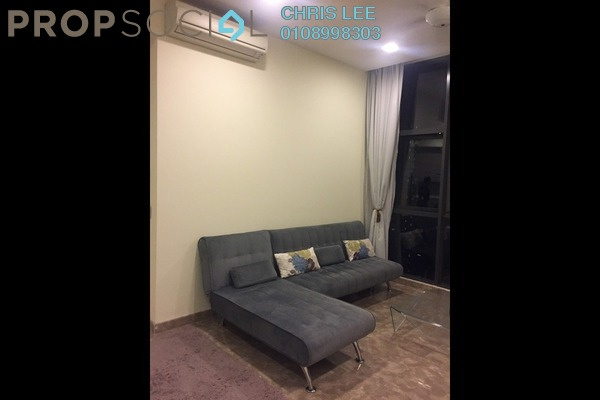 For Rent Condominium at Laman Ceylon, Bukit Ceylon Freehold Fully Furnished 1R/1B 2.5k