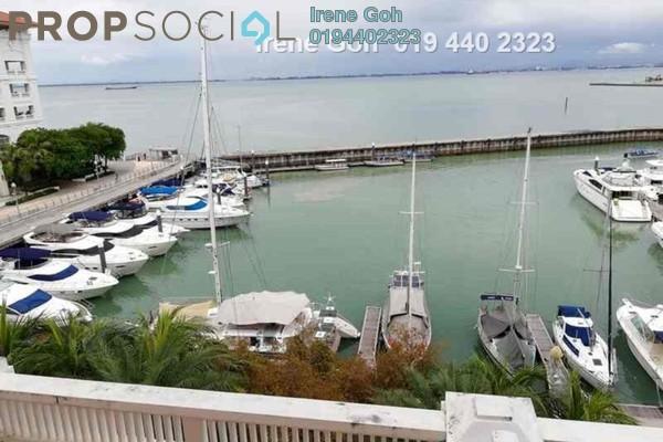 For Rent Condominium at Straits Quay, Seri Tanjung Pinang Freehold Fully Furnished 2R/3B 5k
