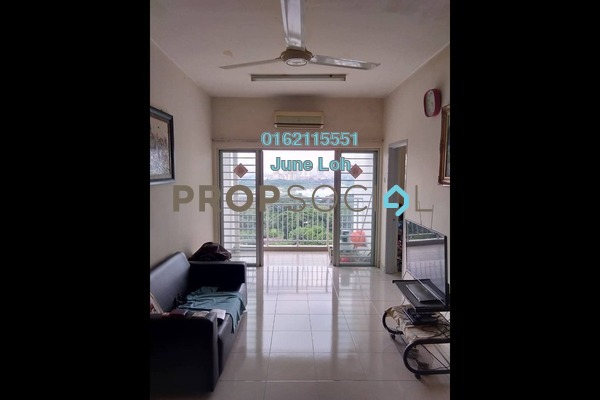 For Sale Condominium at Symphony Heights, Selayang Freehold Semi Furnished 3R/2B 290k