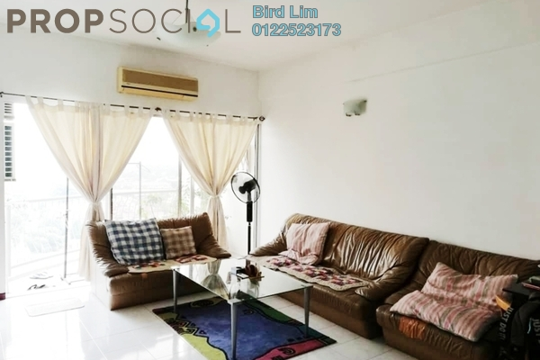 For Rent Condominium at i-Residence @ i-City, Shah Alam Freehold Fully Furnished 3R/3B 1.69k