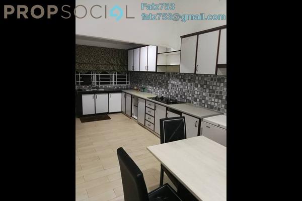 For Rent Terrace at Taman Melawati, Kuala Lumpur Freehold Semi Furnished 3R/2B 1.8k