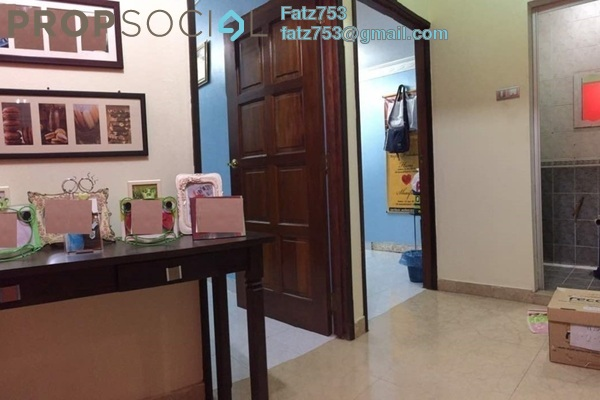 For Rent Terrace at Taman Sri Gombak, Batu Caves Freehold Semi Furnished 3R/2B 2k