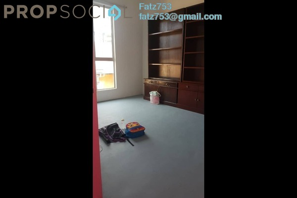 For Rent Office at Taman Suria Setapak, Setapak Freehold Fully Furnished 2R/1B 1k
