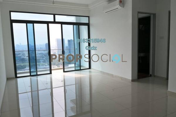 For Rent Serviced Residence at PJ Midtown, Petaling Jaya Freehold Semi Furnished 2R/2B 2.3k