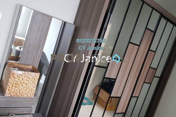 For Rent Serviced Residence at Skypod, Bandar Puchong Jaya Freehold Semi Furnished 2R/2B 1.45k