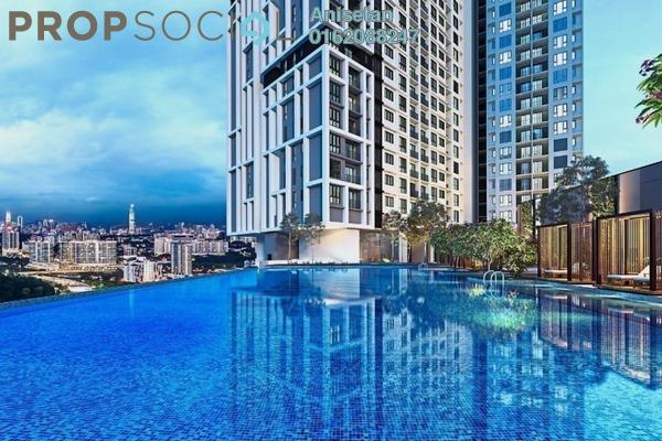 For Sale Condominium at Platinum Arena, Old Klang Road Leasehold Semi Furnished 3R/2B 482k