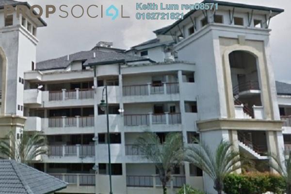 For Sale Condominium at Tropika Paradise, UEP Subang Jaya Freehold Semi Furnished 3R/3B 590k