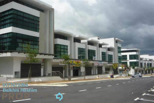 For Rent Shop at E-Boulevard, Denai Alam Freehold Unfurnished 1R/2B 9k