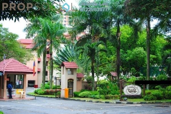 For Sale Condominium at Kiara Park, TTDI Freehold Semi Furnished 3R/2B 689k