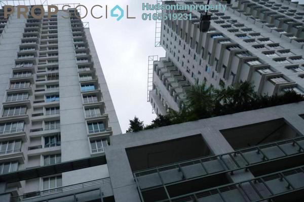 For Sale Condominium at Selayang Point, Selayang Freehold Semi Furnished 3R/2B 420k