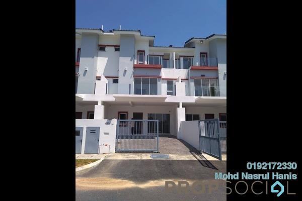 For Sale Terrace at Taman Belimbing Perdana, Seremban Freehold Unfurnished 5R/4B 700k
