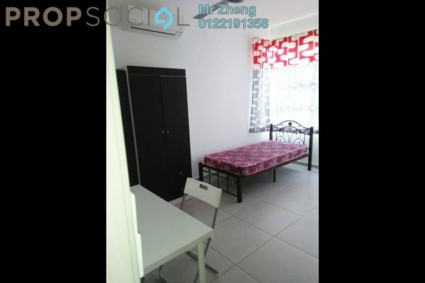 For Rent Condominium at De Centrum Unipark Condominium, Kajang Freehold Fully Furnished 1R/1B 750translationmissing:en.pricing.unit