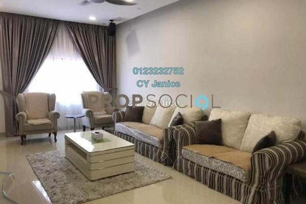 For Sale Terrace at Happy Garden, Old Klang Road Freehold Fully Furnished 5R/5B 1.6m