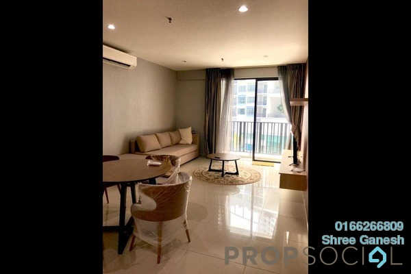 For Rent Condominium at i-City, Shah Alam Freehold Fully Furnished 2R/2B 1.7k