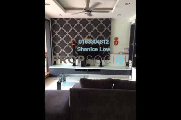 For Sale Terrace at Puteri 12, Bandar Puteri Puchong Freehold Semi Furnished 4R/3B 925k