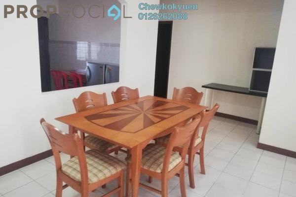 For Rent Condominium at Vista Komanwel, Bukit Jalil Freehold Fully Furnished 3R/2B 2k