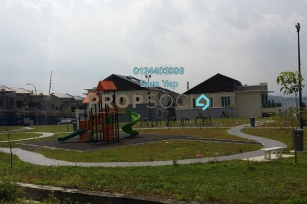 For Sale Terrace at D'Premier, Bandar Damai Perdana Freehold Unfurnished 5R/5B 1.28m