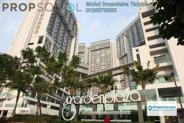 For Rent Shop at Garden Plaza @ Garden Residence, Cyberjaya Freehold Unfurnished 0R/0B 5k