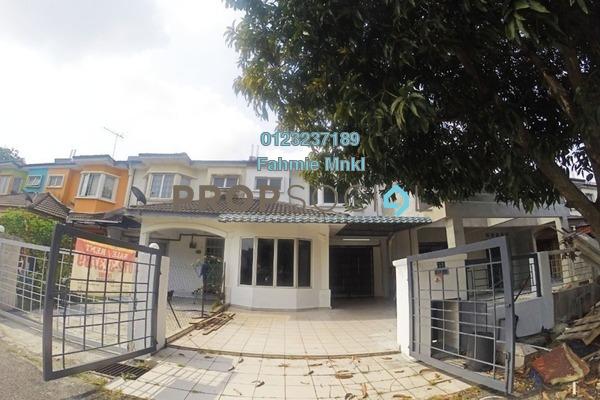 For Sale Terrace at Seksyen 4, Bandar Baru Bangi Freehold Unfurnished 4R/3B 485k