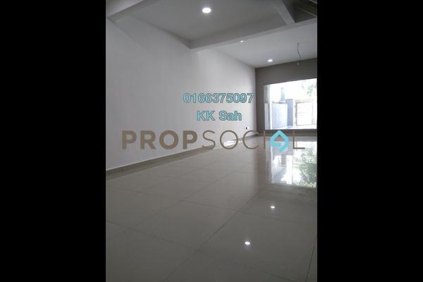 For Sale Link at Taman Sentosa, Klang Freehold Semi Furnished 4R/3B 445k