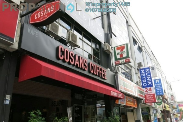 For Rent Shop at La Vista, Bandar Puchong Jaya Freehold Unfurnished 0R/0B 26.1k