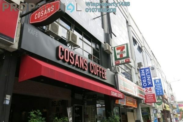 For Rent Shop at La Vista, Bandar Puchong Jaya Freehold Unfurnished 0R/0B 12.8k