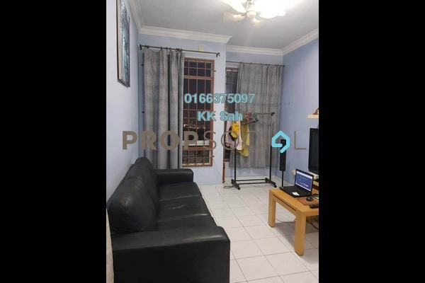 For Sale Condominium at Vista Impiana Apartment, Seri Kembangan Leasehold Semi Furnished 3R/2B 259k