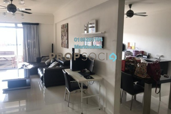 For Sale Condominium at Sri Mutiara, Sungai Besi Freehold Fully Furnished 2R/2B 290k