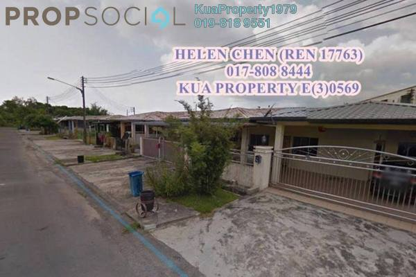 For Sale Terrace at Taman Suria 1, Kuching Leasehold Unfurnished 4R/1B 325k