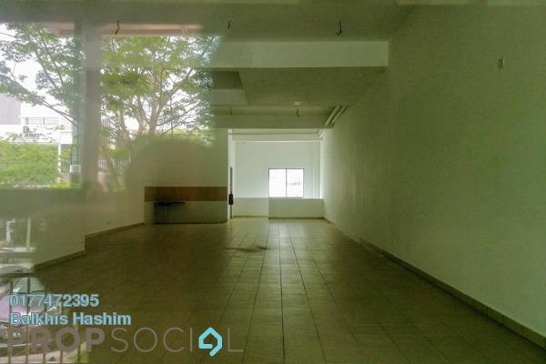 For Rent Shop at E-Boulevard, Denai Alam Freehold Unfurnished 1R/2B 7k