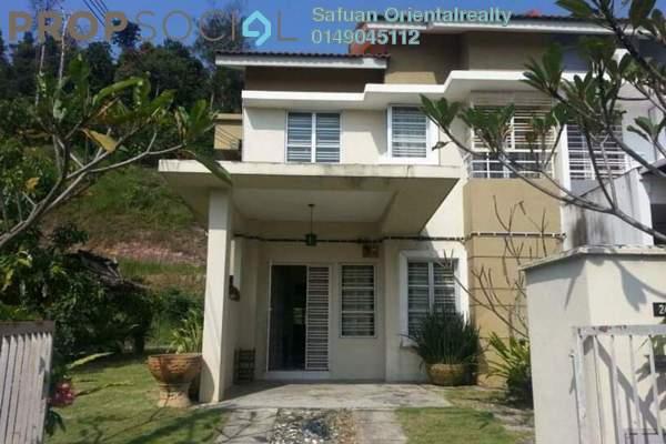 For Sale Terrace at Sungai Buloh Country Resort, Sungai Buloh Freehold Semi Furnished 4R/3B 480k