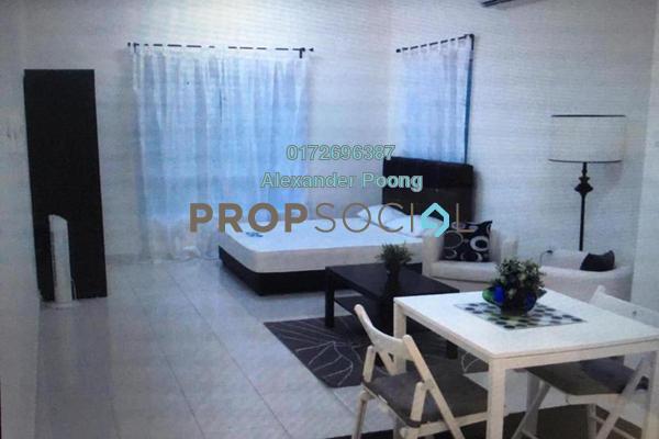 For Rent SoHo/Studio at Metropolitan Square, Damansara Perdana Freehold Fully Furnished 1R/1B 1.3k