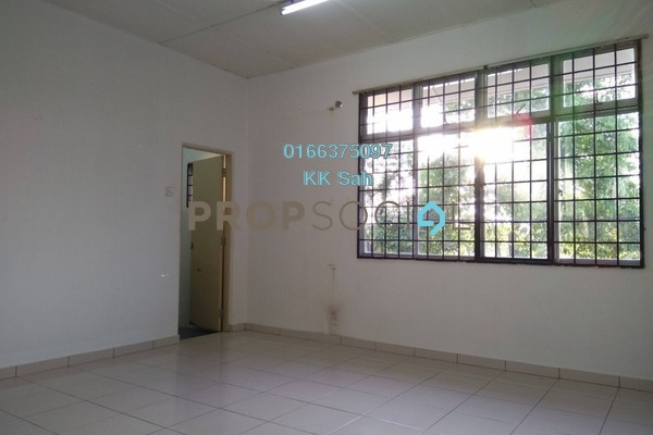For Sale Link at Section 8, Bandar Mahkota Cheras Freehold Semi Furnished 4R/3B 438k