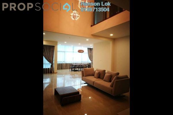 For Rent Condominium at Sunway Vivaldi, Mont Kiara Freehold Semi Furnished 5R/6B 9k