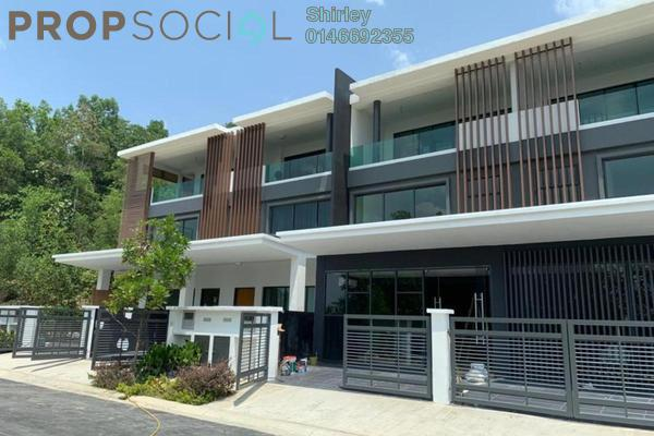 For Sale Superlink at Blue Sky Residence, Selayang Heights Freehold Unfurnished 5R/5B 1.2m