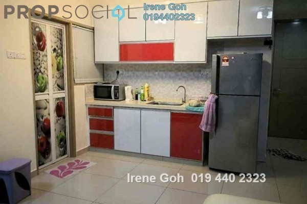For Rent Condominium at Birch The Regency, Georgetown Freehold Fully Furnished 2R/2B 2.1k