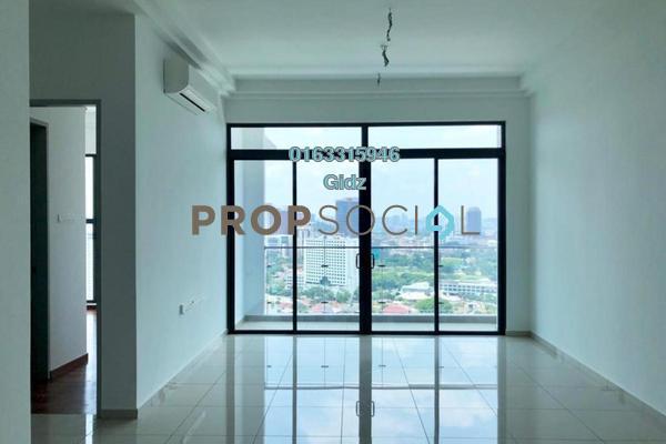 For Rent Apartment at PJ Midtown, Petaling Jaya Freehold Semi Furnished 2R/2B 2.5k