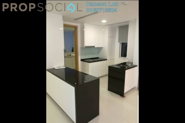 For Rent Condominium at Verticas Residensi, Bukit Ceylon Freehold Semi Furnished 4R/4B 8k