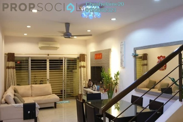 For Sale Serviced Residence at Villa Mas 2, Jalan Ipoh Freehold Semi Furnished 3R/3B 790k