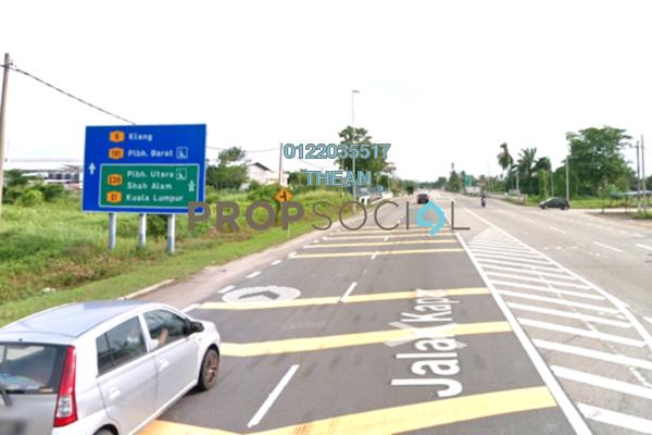 For Sale Land at Jalan Kapar, Klang Freehold Unfurnished 0R/0B 21.3m