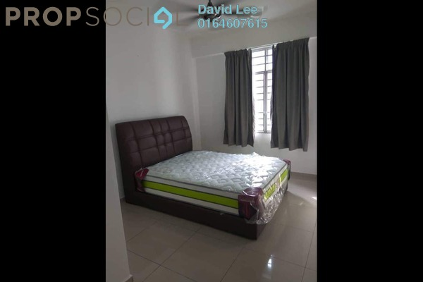 For Rent Condominium at Sierra Residences, Sungai Ara Freehold Semi Furnished 3R/2B 1.4k