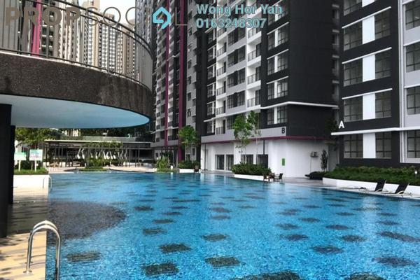 For Sale Condominium at Casa Green, Bukit Jalil Freehold Unfurnished 3R/2B 530k